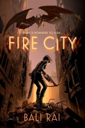 Fire City by Bali Rai