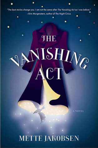 The Vanishing Act by Mette Jakobsen
