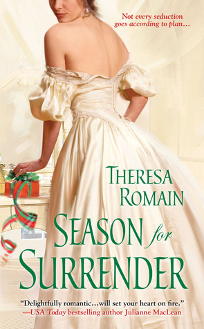 Season for Surrender (Holiday Pleasures, #2)