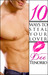 10 Ways To Steal Your Lover (Love by Numbers, #1)