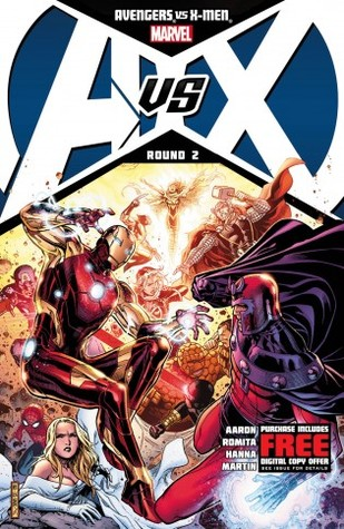 Avengers vs X-men Round 2 by Jason Aaron