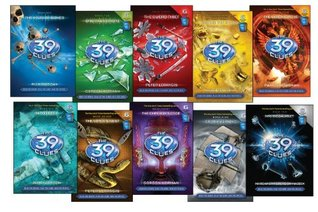The 39 Clues Complete Collection: Books 1-10