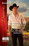 An Intimate Bargain (Colorado Cattle Barons, #3)