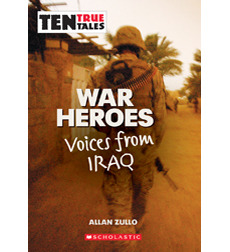 War Heroes by Allan Zullo