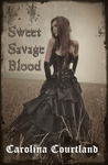 Sweet Savage Blood, a vampire romance