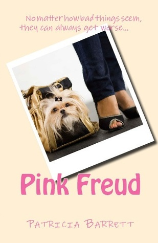 Pink Freud by Patricia Barrett