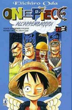 One Piece n. 27 by Eiichiro Oda