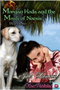 Morgan Koda and the Mask of Noesis