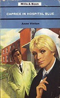 Caprice In Hospital Blue by Anne Vinton