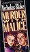 Murder with Malice (Nigel S...