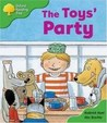 The Toys' Party (Oxford Reading Tree: Stage 2: Storybooks)