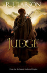 Judge (Books of the Infinite, #2)