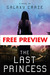 The Last Princess - Free Preview
