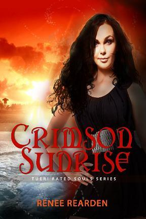 Crimson Sunrise by Renee Rearden
