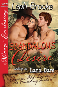 Scandalous Desire by Leah Brooke