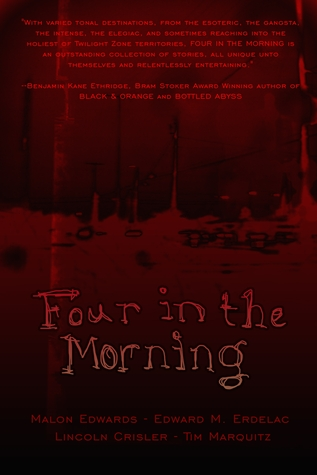 Four in the Morning by Malon Edwards