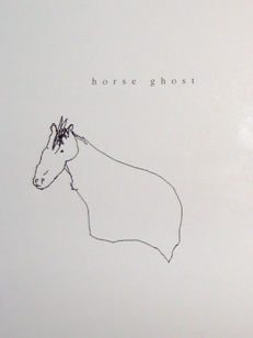 horse ghost by Matthew Donahoo