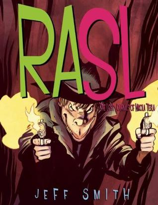 RASL, Vol. 4: The Lost Journals of Nikola Tesla (RASL, #4)