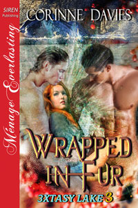 Wrapped in Fur by Corinne Davies