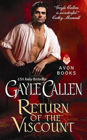 Return of the Viscount by Gayle Callen