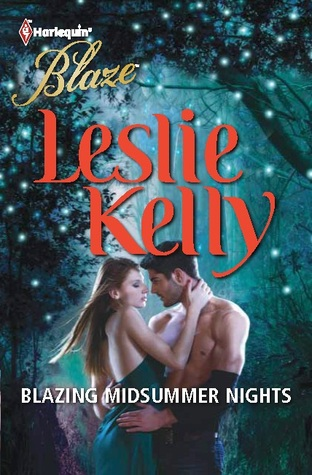 Blazing Midsummer Nights by Leslie Kelly