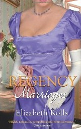 Regency Marriages by Elizabeth Rolls