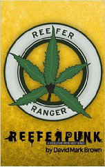 Reeferpunk Shorts by David Mark Brown