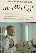 Mr. Bridge/Mrs. Bridge by Evan S. Connell