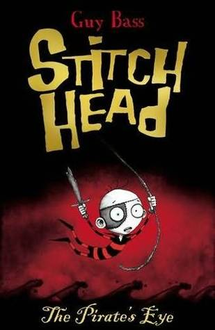 Stitch Head. The Pirates Eye