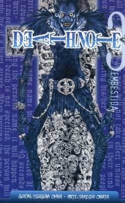Death Note, Vol. 03: Embestida (Death Note, #3)