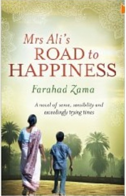 Mrs Ali's Road to Happiness by Farahad Zama