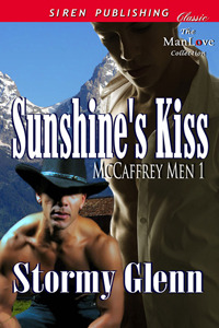 Sunshine's Kiss by Stormy Glenn