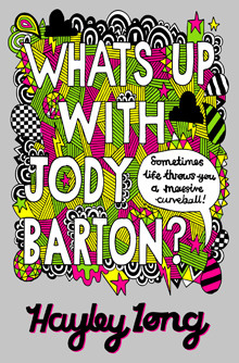 What's Up With Jody Barton? by Hayley Long