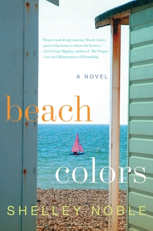 Beach Colors by Shelley Noble