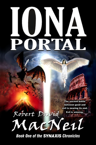 Iona Portal by Robert David MacNeil
