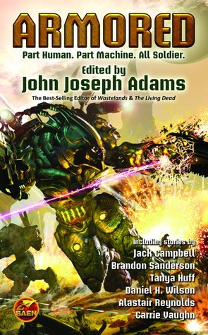 Armored by John Joseph Adams