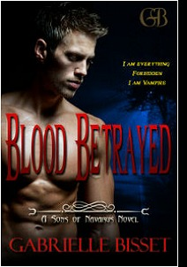 Blood Betrayed by Gabrielle Bisset