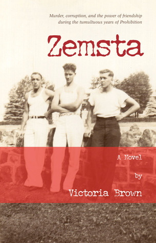Zemsta by Victoria  Brown