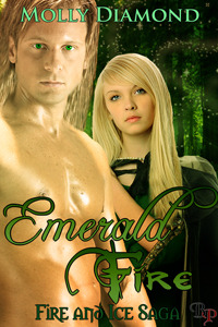 Emerald Fire by Molly Diamond