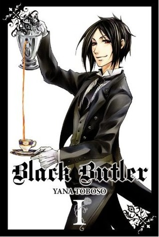 Manga Review: Black Butler, Volume 1 & 2