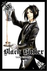 Black Butler, Vol. 01 by Yana Toboso