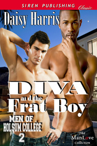 Diva and the Frat Boy by Daisy Harris