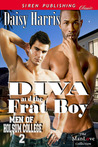 Diva and the Frat Boy (Men of Holsum College, #2)