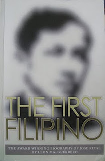 The First Filipino by Leon Ma. Guerrero