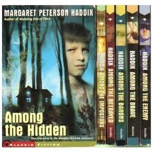 Shadow Children Complete Set, Books 1-7 by Margaret Peterson Haddix