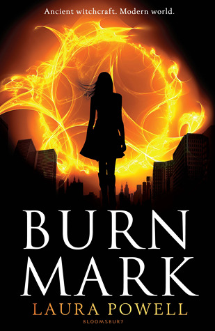 Burn Mark by Laura Powell