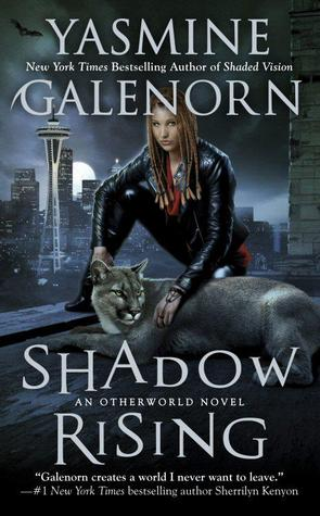 Shadow Rising (Otherworld/Sisters of the Moon #12)  - Yasmine Galenorn