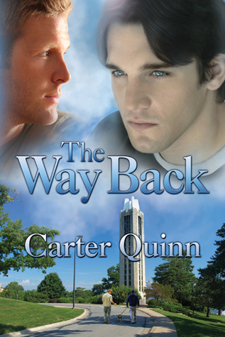 The Way Back by Carter Quinn