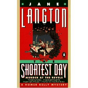 The Shortest Day by Jane Langton