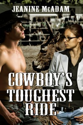 Cowboy's Toughest Ride by Jeanine McAdam